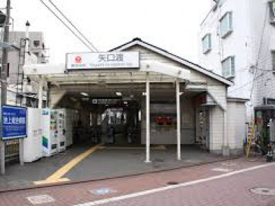 大田区多摩川1丁目プロジェクト新築工事 RC5階建 『完成』